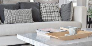 meubles rembourés